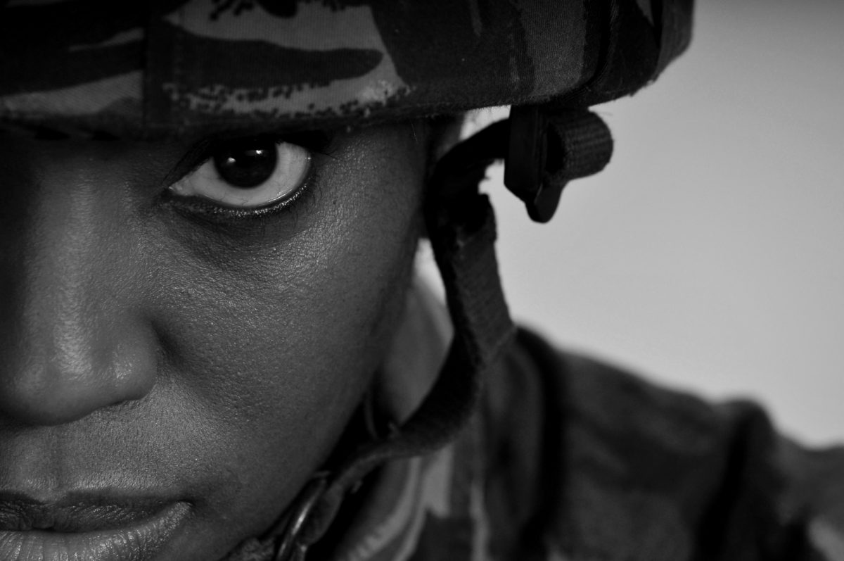 Female Soldier dealing with sexual harrassment who needs legal help from a professional harassment lawyer Chicago