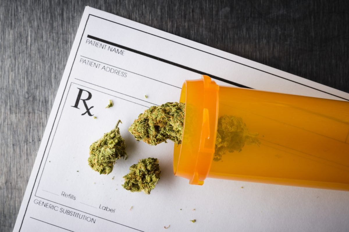 An MD's medical marijuana prescription if it affects employers call Chicago Employment Law Attorney