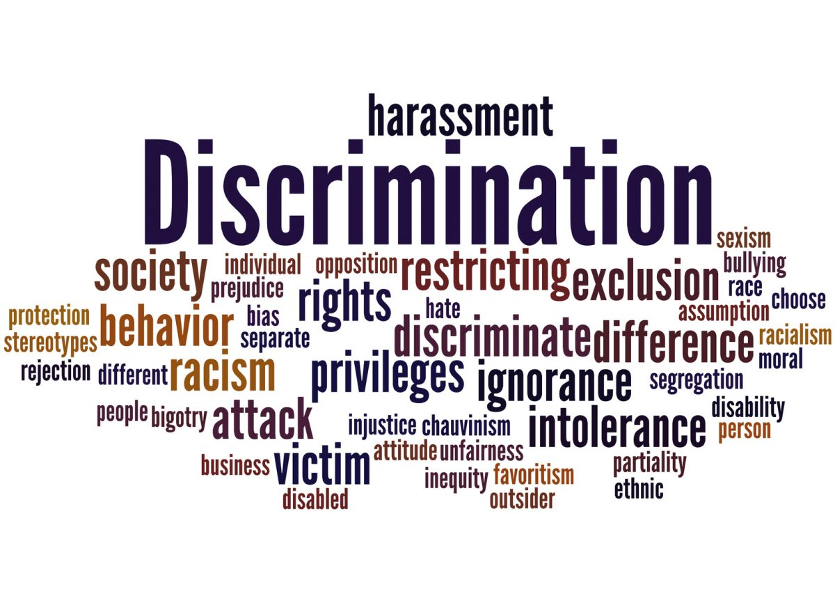 Discrimination word and if you need a top discrimination lawyer in Chicago look for one here.
