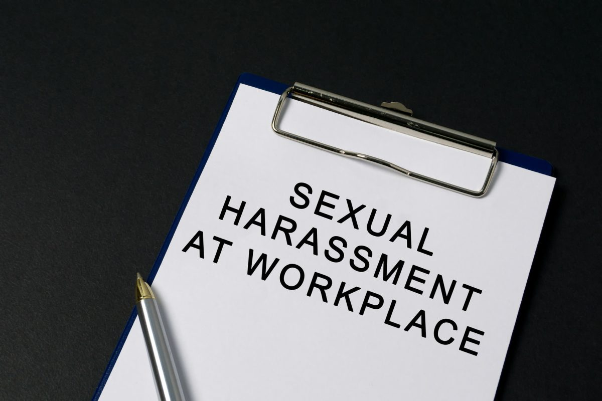 Sexual harassment in the workplace and if you need a top harassment attorney find one in the loop.