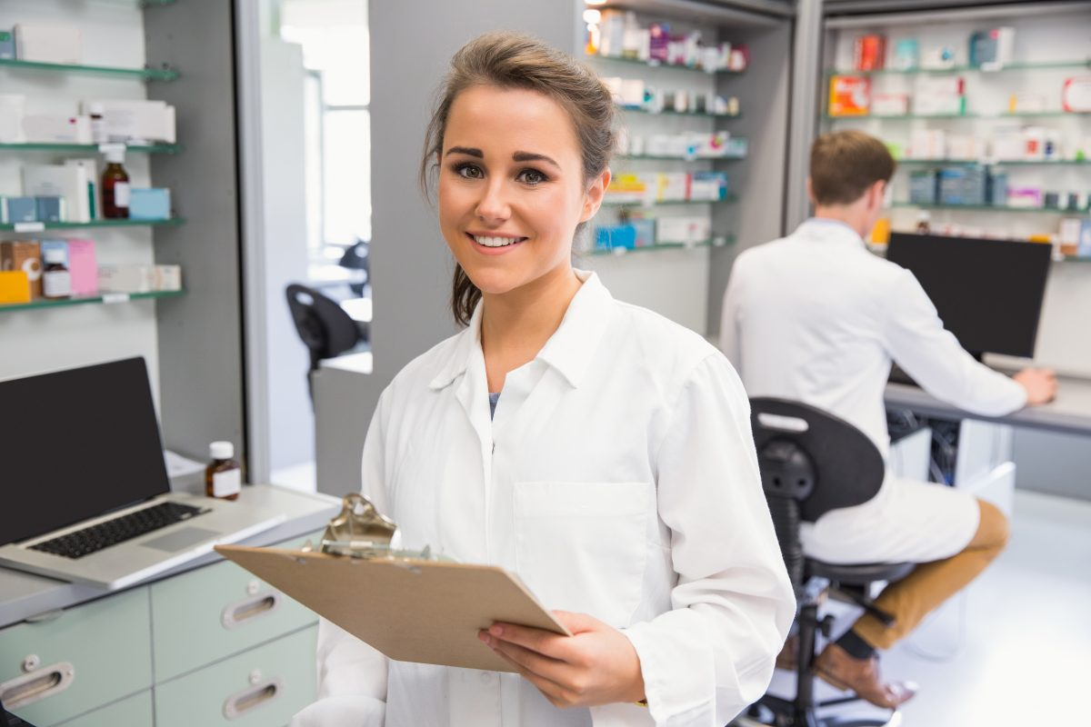 A pharmacy intern working for college credit, if wage discrepancy speak to Chicago Employment Lawyer.